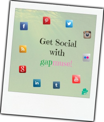 Get Social with gapmuse!