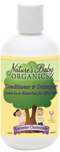 Image of Nature's Baby Organics Conditioner & Detangler - Lavendar-Chamomile