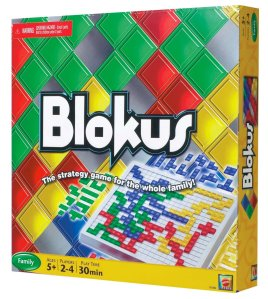Image of Blokus - Strategy Game for the Whole Family