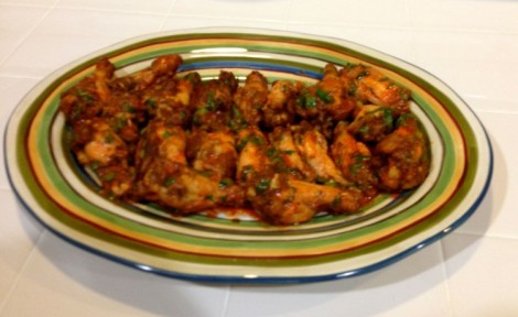 Image of Spicy Siracha Chicken Wings
