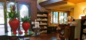Image of Villagio Spa concierge and shop