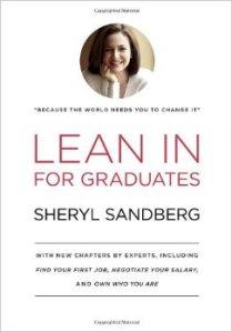 Image of Lean In for Graduates Book Cover