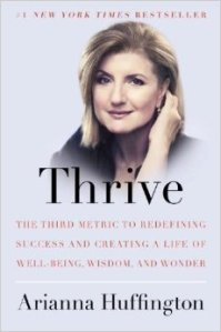 Image of Thrive Book Cover