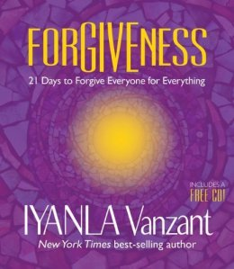 Image of Iyanla Vanzan's Best Selling Book, Forgiveness