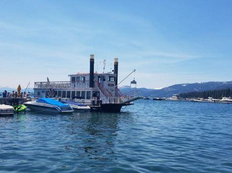 Image of Tahoe Gal boat